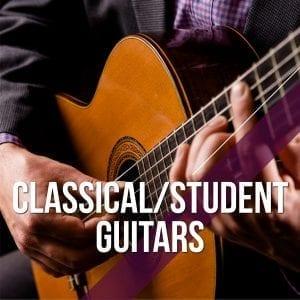 Student & Classical Guitars