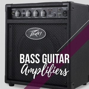 Amplifiers for Bass Guitars