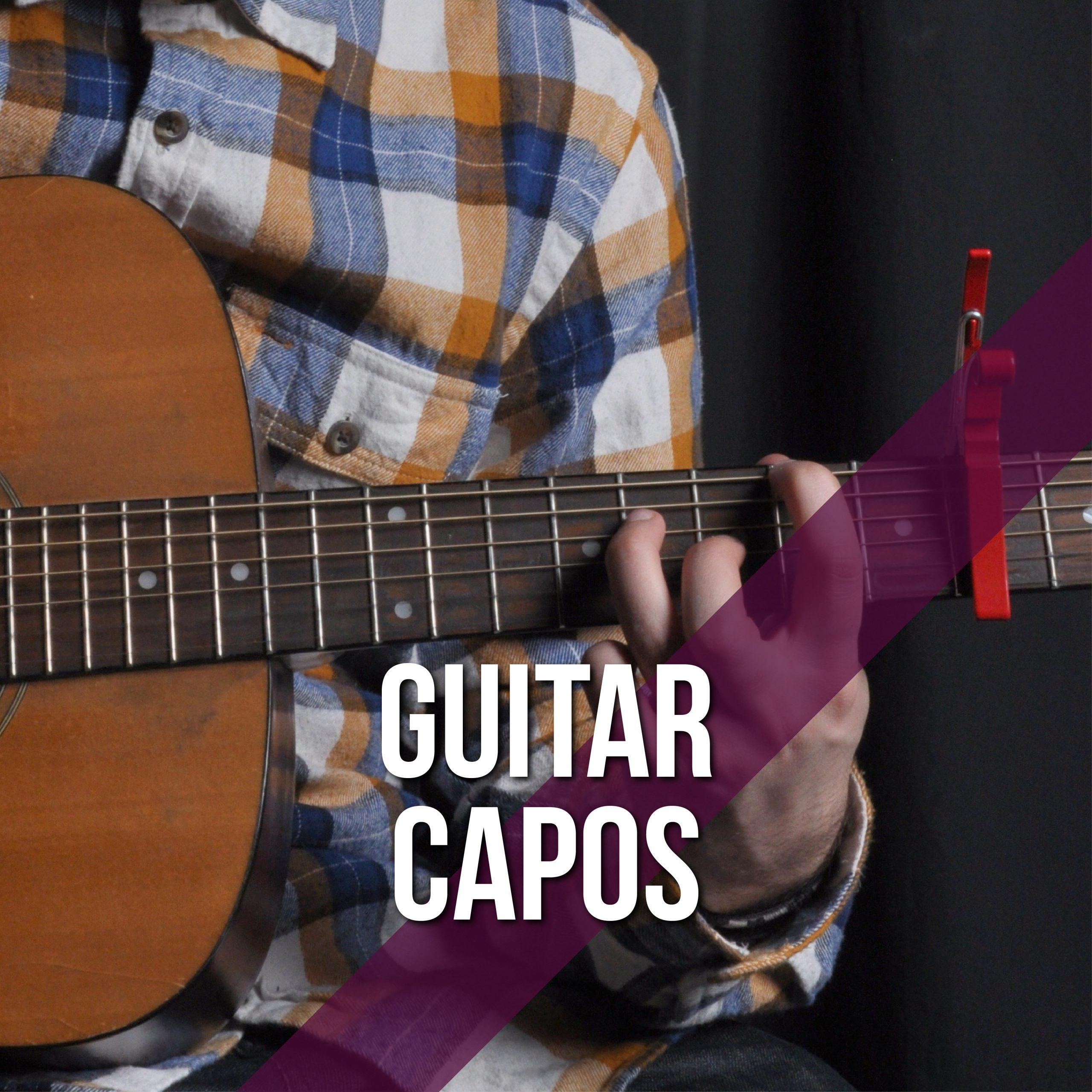 Guitar Capos