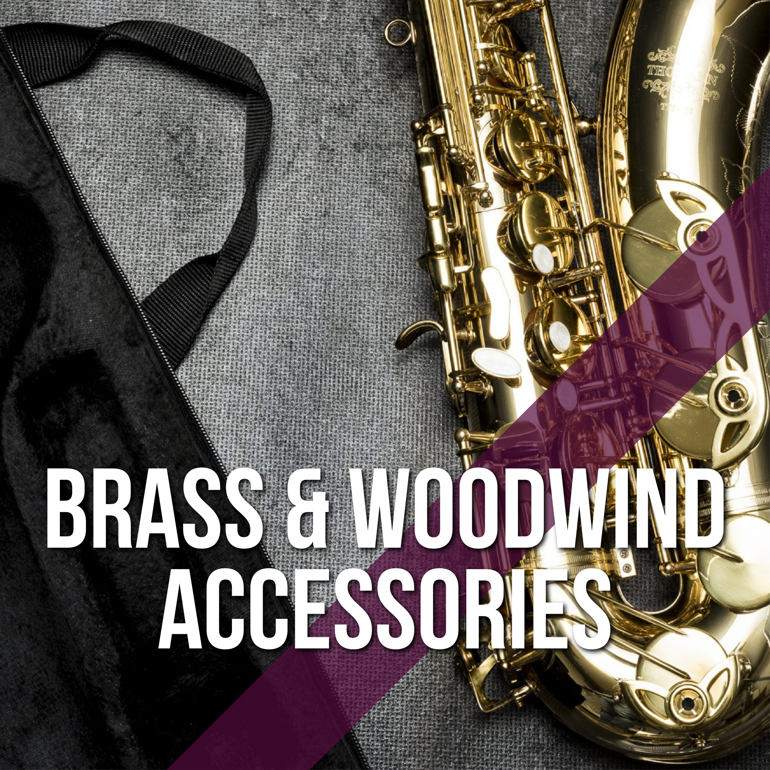 Brass & Woodwind Accessories