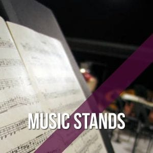 Music stands