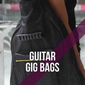Gig bags for guitar