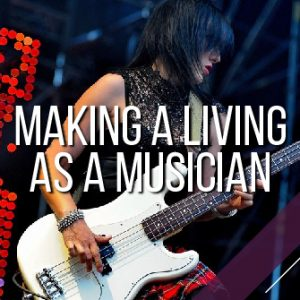 Making a living as a musician ft. Steve Young & Samantha Walker