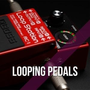 Looping Pedals