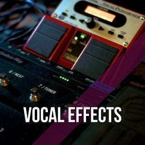 Vocal Effects
