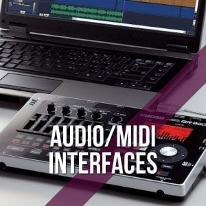 Audio | MIDI Interfaces